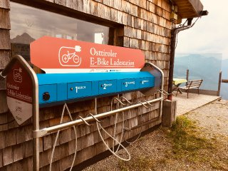 Osttiroler E-Bike Ladestation